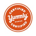 Certified Yummly Recipes on Yummly.com badge